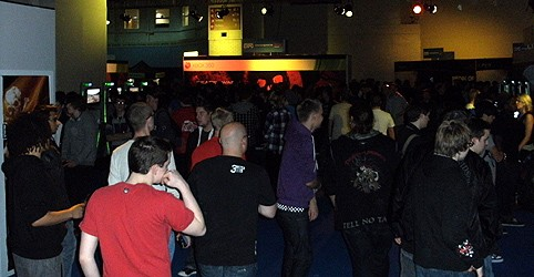 Hands-on previews from the Eurogamer Expo