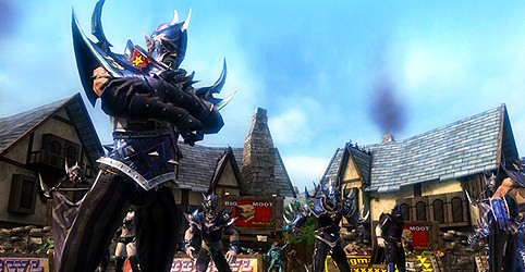 Blood Bowl: Dark Elves