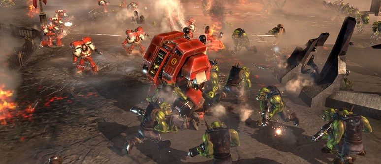 Warhammer 40k: Dawn of War II