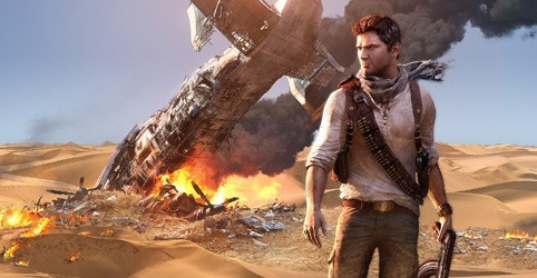 Uncharted 3: Drake\'s Deception