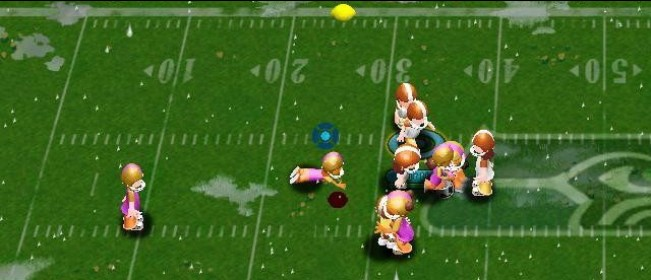Backyard Football 2004