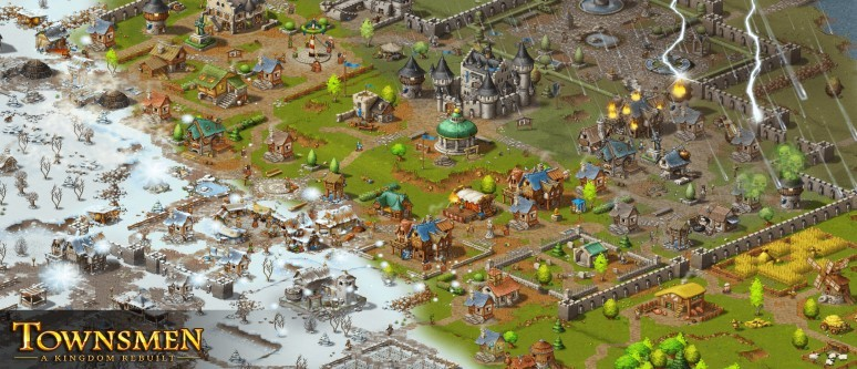Townsmen - A Kingdom Rebuilt PC cheats, trainers, guides and