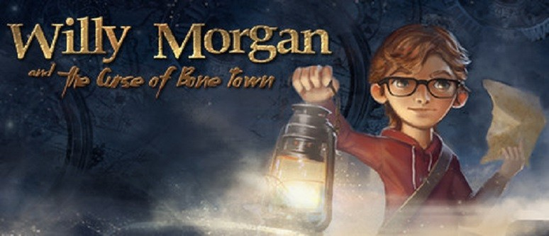 Willy Morgan and the Curse of Bonetown