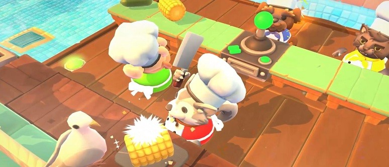 Overcooked! 2 review